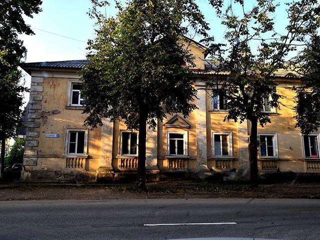 Дом на Толстого