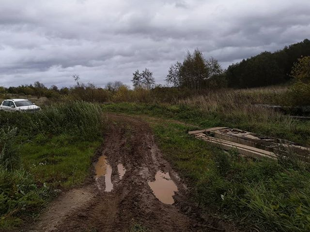 Моста хватило ровно на сезон #вязье