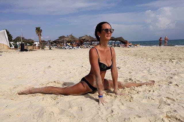 День четвёртый. Песок везде. @hotelzodiachammamet #tunisia #hammamet #sand #beach #sea #тунис #хаммамет #пляж #песок #море