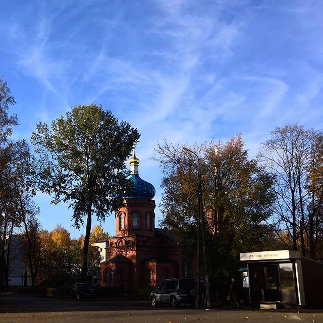 #псков #храмалександраневского #pskov #church